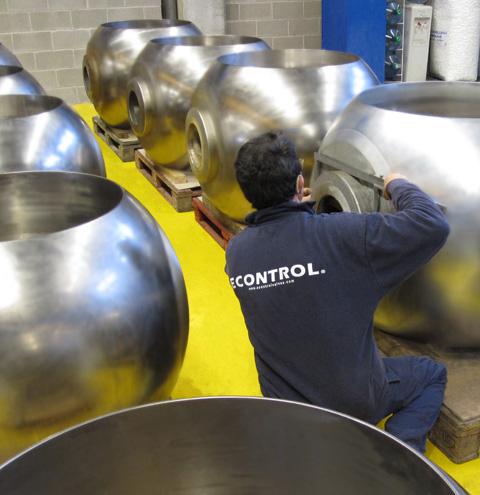 Econtrol Control Amp On Off Valves Instrumentation